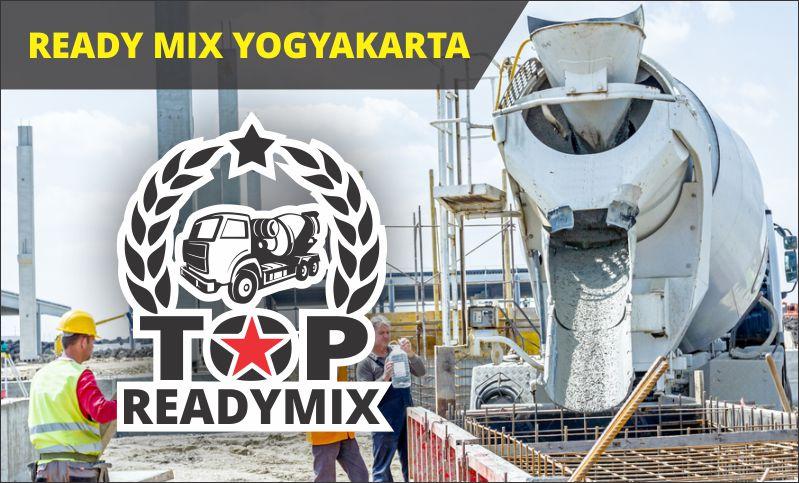 HARGA BETON READY MIX YOGYAKARTA